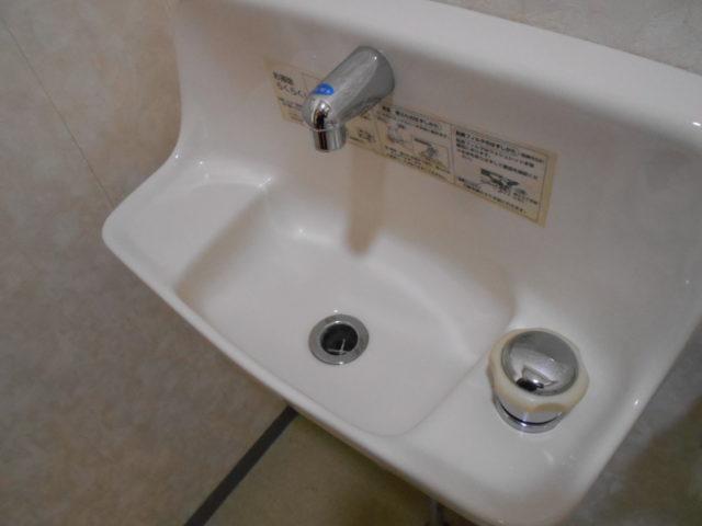 洗面台クリーニング アフター写真