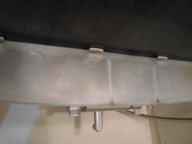 浴室クリーニング ビフォー写真